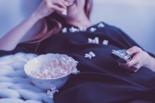 essen vor Fernseher